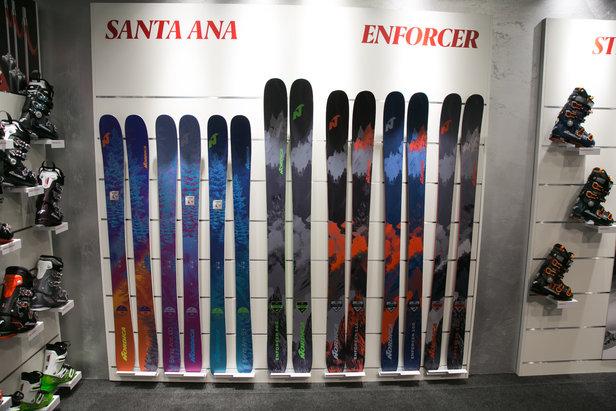 Neue Trends im Blick: Das stand auf der ISPO 2019 im Fokus der Skiwelt ©Skiinfo | Sebastian Lindemeyer