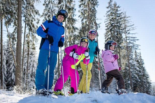 Nenechte si ujít sobotní slavnostní zahájení zimní sezóny na Lipně- ©Skiareál Lipno