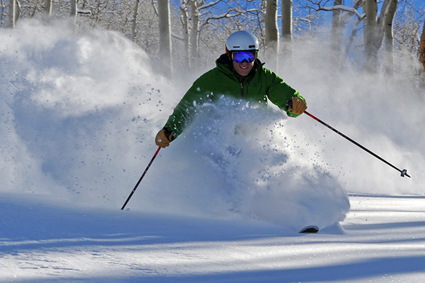 Even More Champagne Powder® Snow for SteamboatLarry Pierce