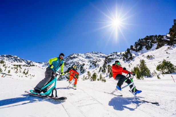 4,9 millions d'euros d'investissement sur le domaine skiable de Vallnord ©Vallnord
