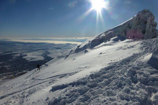 Infografika: Koľko snehu bolo v zime na slovenských horách ©www.vt.sk