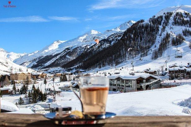 Val d'Isere ponúka vďaka vysokej nadmorskej výške dlhú zimnú sezónu