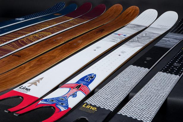 ISPO Highlights 2018: Das sind die neuen Ski für die Saison 2018/2019- ©LINE Skis