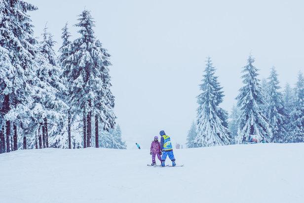 Święta i Sylwester na nartach w Zieleńcu- ©Zieleniec Ski Arena