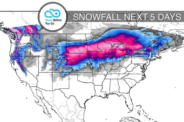 4.13 Snow Before You Go: Spring Storms for Both Coasts ©Meteorologist Chris Tomer