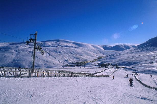 Glenshee ski centre, Scotland