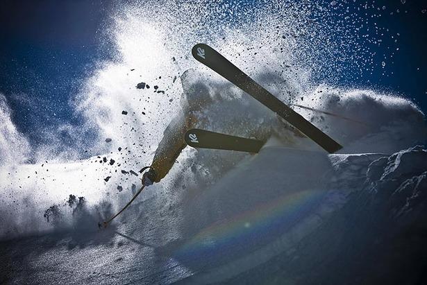 Schnee bewegt das Kleinwalsertal