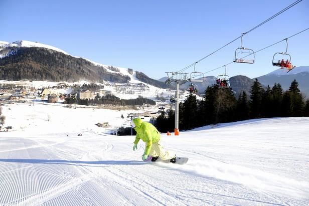 New Direct Flights to Slovakia's Ski Slopes From UK