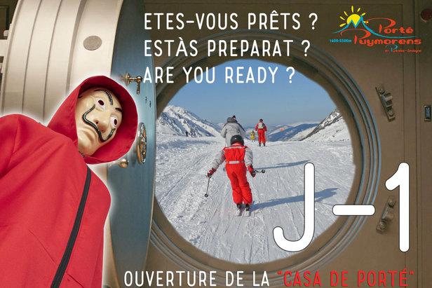 Porte Puymorens en passe d'ouvrir son domaine skiable dès ce week-end