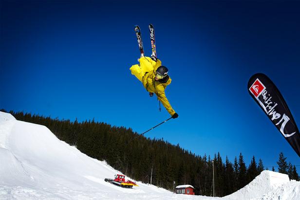 Quiksilver's ski- og snowboard camps på Juvass har vært en solfylt suksess