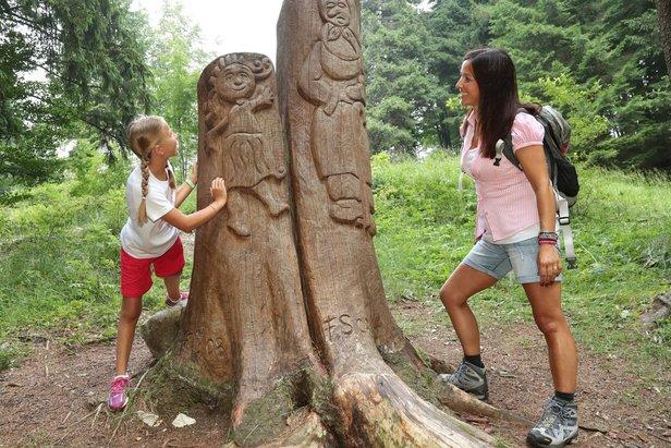 3 motivi per cui l'Alpe Cimbra è perfetta per i bambini- ©www.alpecimbra.it