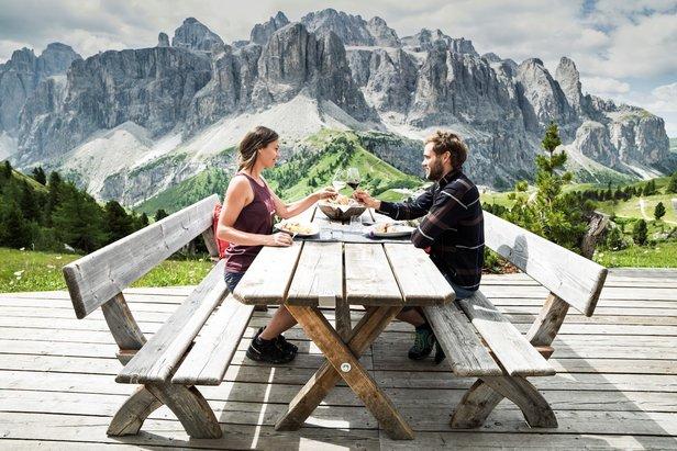 Tipy na léto na horách - ©Alta Badia/Andre Shoenherr