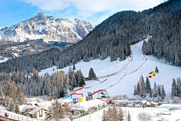 Alta Badia: 16-17 Dicembre appuntamento con lo Slalom Gigante in notturna- ©Ph Freddy Planinschek
