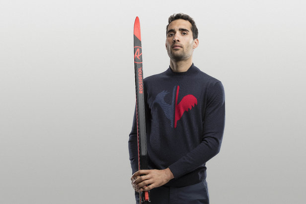 Websérie Another Best Day with Martin Fourcade- ©Rossignol