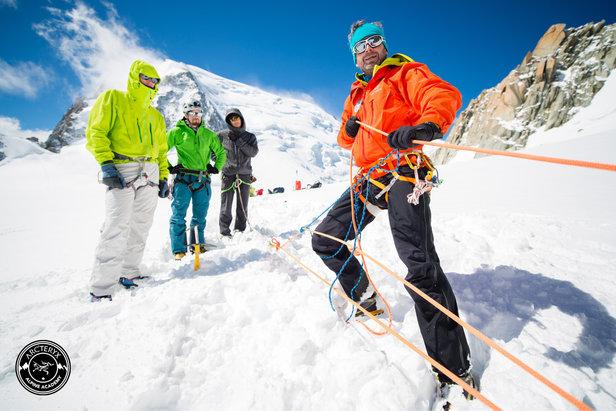 Arc'teryx Alpine Academy 2018- ©Piotr Drozdz