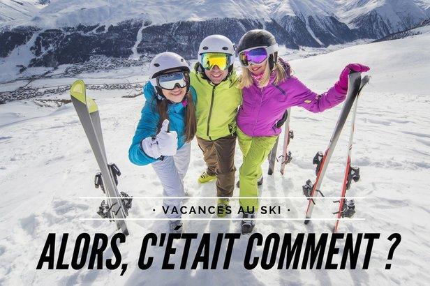 Alors, ces vacances au ski, c'était comment ?- ©YuryKo - Fotolia.com