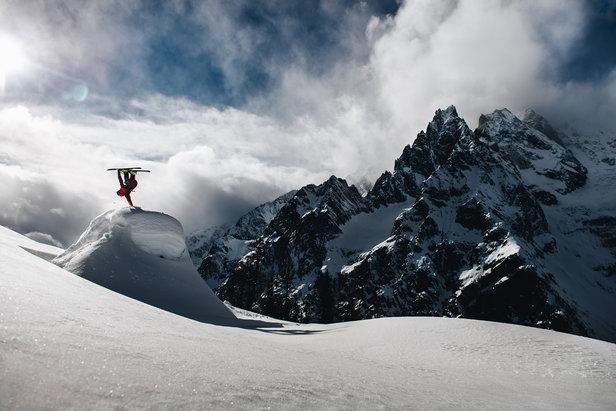 Click on the Mountain 2018: Die Gewinnerbilder ©Adam Klingeteg / William Larsson