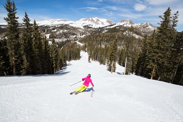 Southern Utah is home to Eagle Point ski resort as well as Zion and Bryce Canyon national parks for a ski trip with extracurriculars.  - © Adam Clark