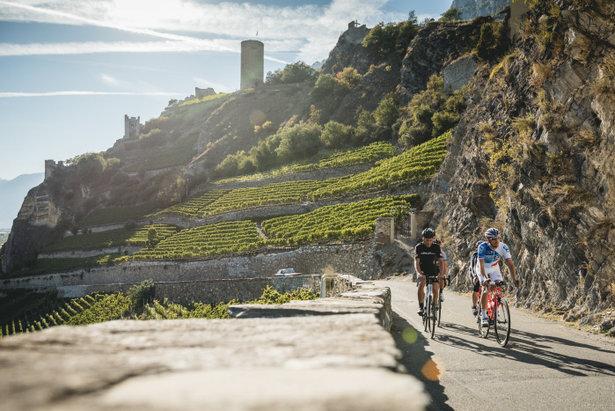 Zwitserland focust deze zomer op de fietstoeristSwitzerland Tourism - Andre Meier