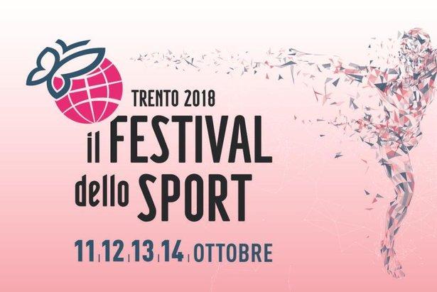 Trento: Festival dello Sport dall'11 al 14 Ottobre ©www.ilfestivaldellosport.it