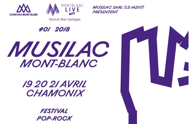 Musilac Mont-Blanc, le rendez-vous Rock and Ride à la montagne