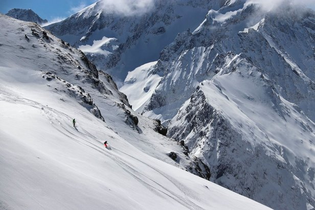 Weerbericht: zowel verse sneeuw als perfect weer voor het seizoenseinde- ©Les 2 Alpes/Facebook