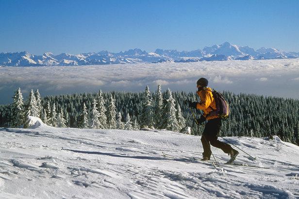 Les Grandes Traversées du Jura version hivernale- ©Montagnes du Jura