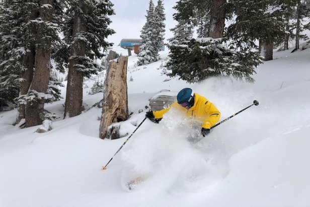 3 Colorado Ski Resorts to Open Early for 18/19 ©Casey Day, Loveland Ski Area