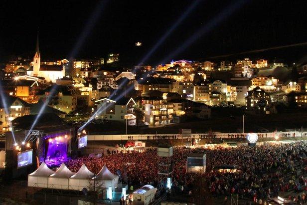 Spektakulärer Auftakt: Internationaler Superstar Jason Derulo wird Opening-Act in Ischgl- ©Ischgl.com / Presse