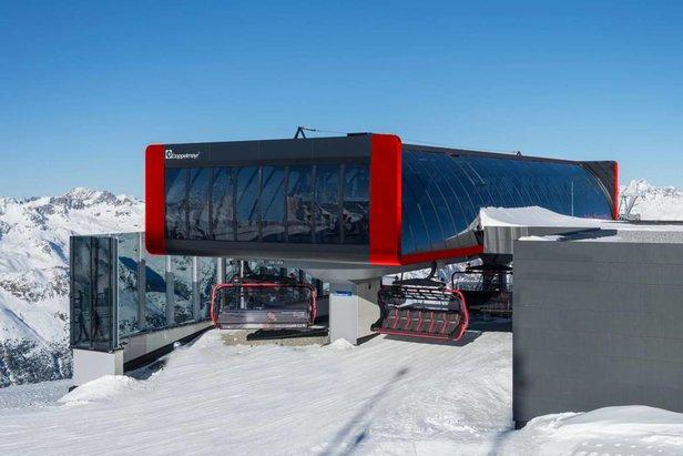 Nowa gondola Panorama w ośrodku Klausberg