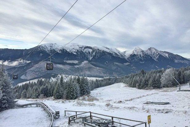 Nová kabínková lanovka v Bachledke už túto zimuBachledka Ski & Sun