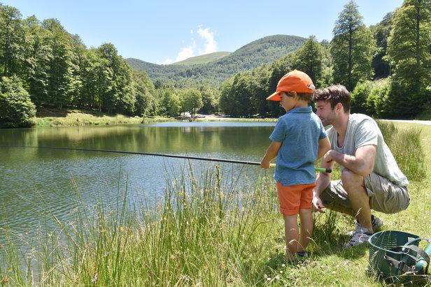 Les rivières et les lacs du  Grand tourmalet, constituent une richesse inestimable pour les passionnés de pêche dans les Pyrénées !