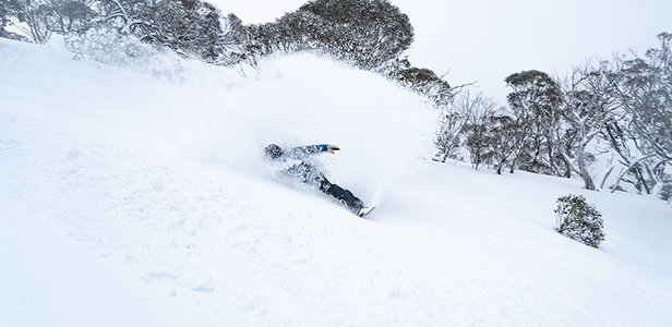 Plenty of powder for Perisher this season!