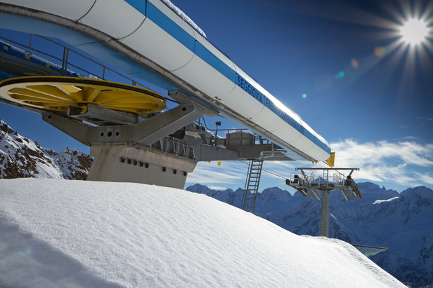 Les stations de ski dans les starting blocks- ©Ssnowball - Fotolia.com