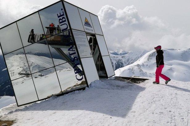 Serfaus-Fiss-Ladis: śnieżny raj dla małych i dużychTomasz Wojciechowski
