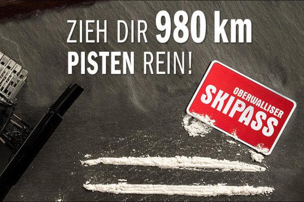 Umfrage: Umstrittene Werbekampagne in der Schweizhttp://www.oberwalliser-skipass.ch/