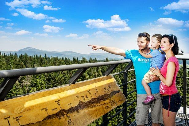 Letní sezóna v Krkonoších začíná: Co všechno  můžete zažít na Černé hoře?- ©SkiResort ČERNÁ HORA - PEC