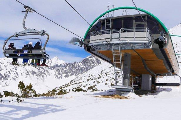 Aké sú snehové podmienky v TOP 20 lyžiarskych strediskách?- ©www.vt.sk
