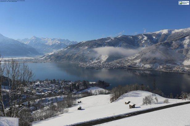 Snowiest ski resort of the week (Dec. 10-16)Zell am See/Facebook