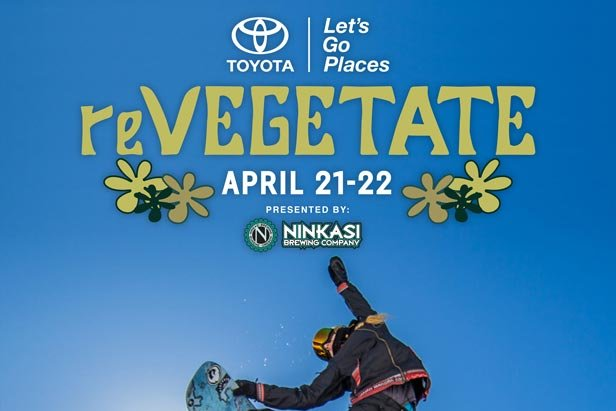 Mt. Hood Meadows Brings Back Toyota reVEGETATE Freestyle Event- ©Dave Tragethon / Mt. Hood Meadows