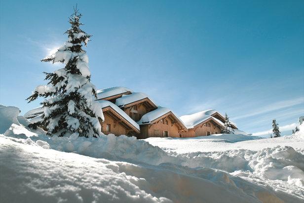Aux petits soins en pied de pistes dans les résidences CGH ©Studio Bergoend / Résidences CGH