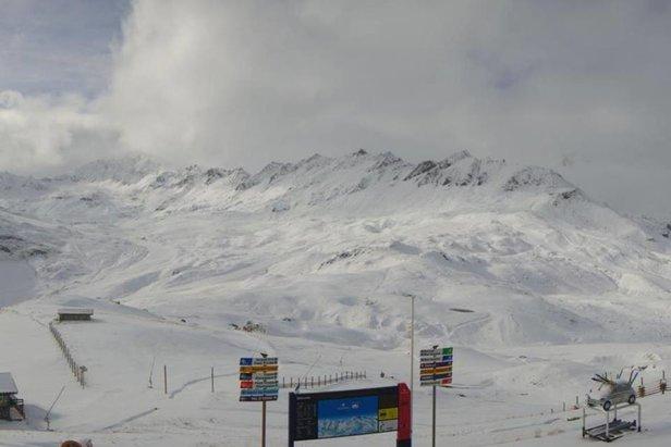 Massig Neuschnee: Wir zeigen Bilder aus den Skigebieten!- ©Val d'Isere/Facebook