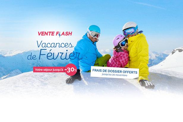 Vente flash vacances de févrierTravelski