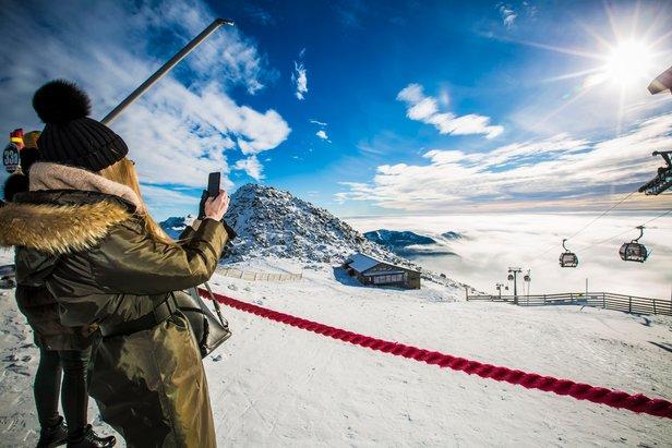 Predpoveď sľubuje silné sneženie, v Alpách až 90 cm prašanu- ©TMR, a.s.
