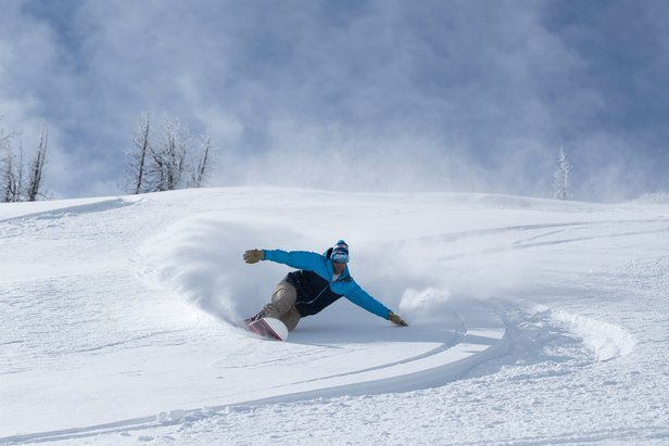 Wolf Creek Opens 1st With Powder ConditionsWolf Creek, Scott DW Smith