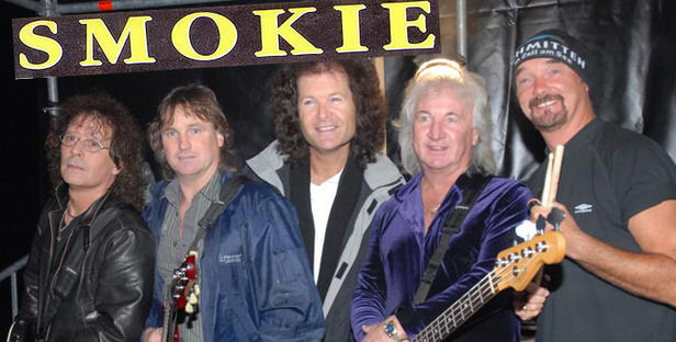 Zell am See_Smokie Band