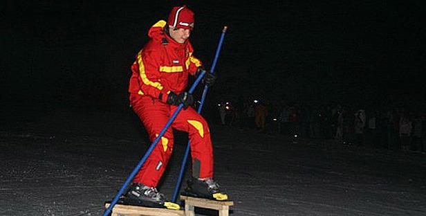 Après Ski Gaudi mit unzähligen Attraktionen