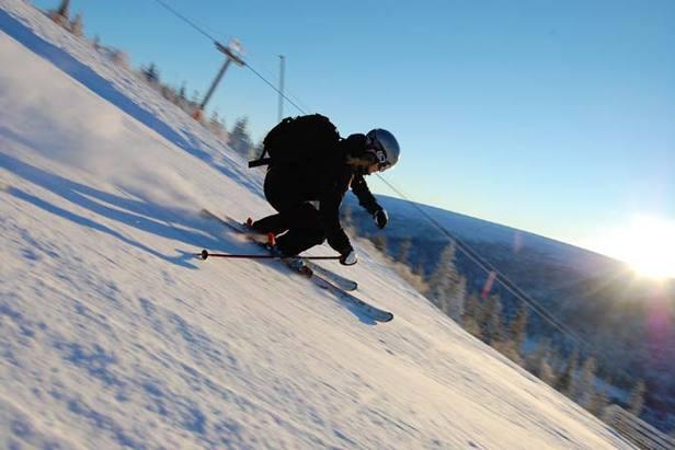 Ski Open i Lindvallen  5-7 december