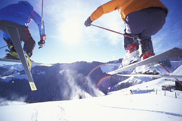 SkiWelt Wilder Kaiser Brixental_Sprung