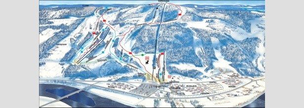 Branas_ski_map